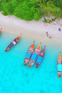 Costa de Andamán, Tailandia