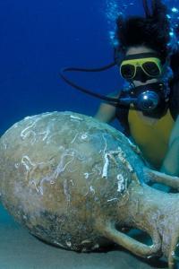 Tesoros submarinos