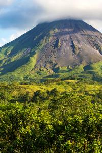Turismo sostenible: Volcán Arenal, Costa Rica