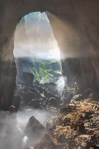 Cueva Hang Son Doong, Parque Nacional Phong Nha-Ke Bang, centro de Vietnam