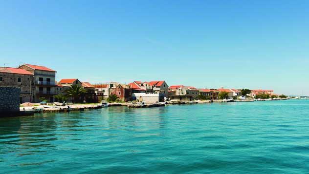 Krapanj, Croacia