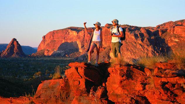 Purnululu, 'outback' australiano, Australia