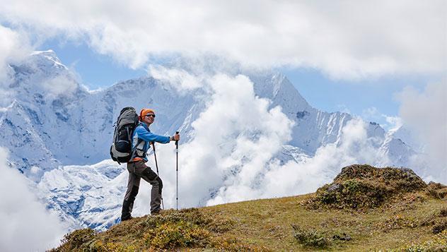 Trekking en el Himalaya, Nepal