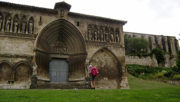 Estella, Camino de Santiago, España