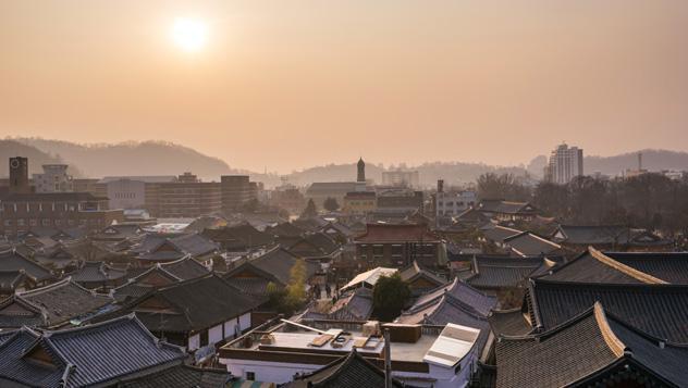 Jeonju Hanok Village, conserva su legendario encanto y tradiciones, Corea del Sur