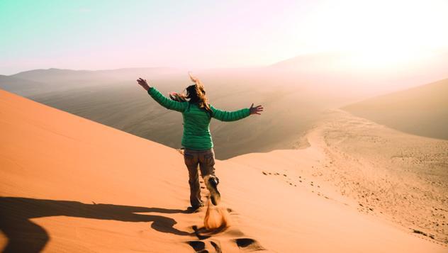 Desierto de Namibia, Parque Nacional de Namib-Naukluft