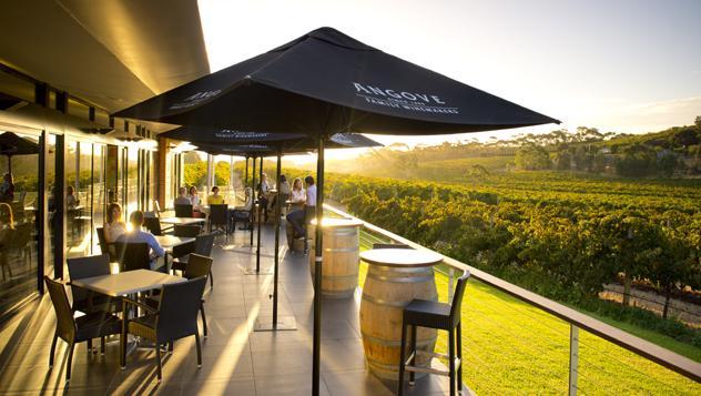 La Australia meridional produce una gran variedad de vinos