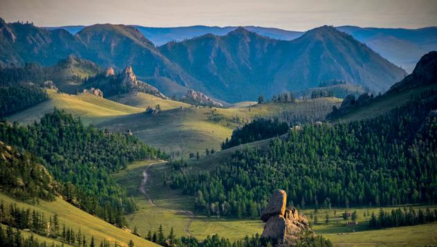 Parque Nacional Gorkhi-Terelj, Mongolia