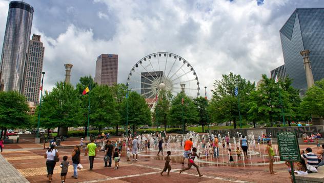 Atlanta, Georgia, EE UU