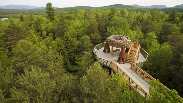 Montañas de Adirondack, Nueva York, EE UU