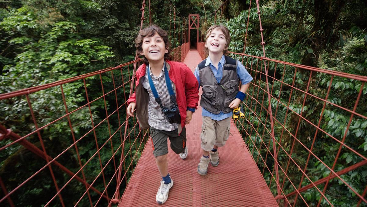 Reserva Bosque Nuboso de Monteverde, Costa Rica
