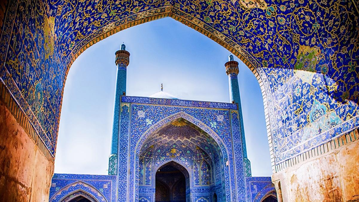 Masjed-e Shah, Isfahán, Irán
