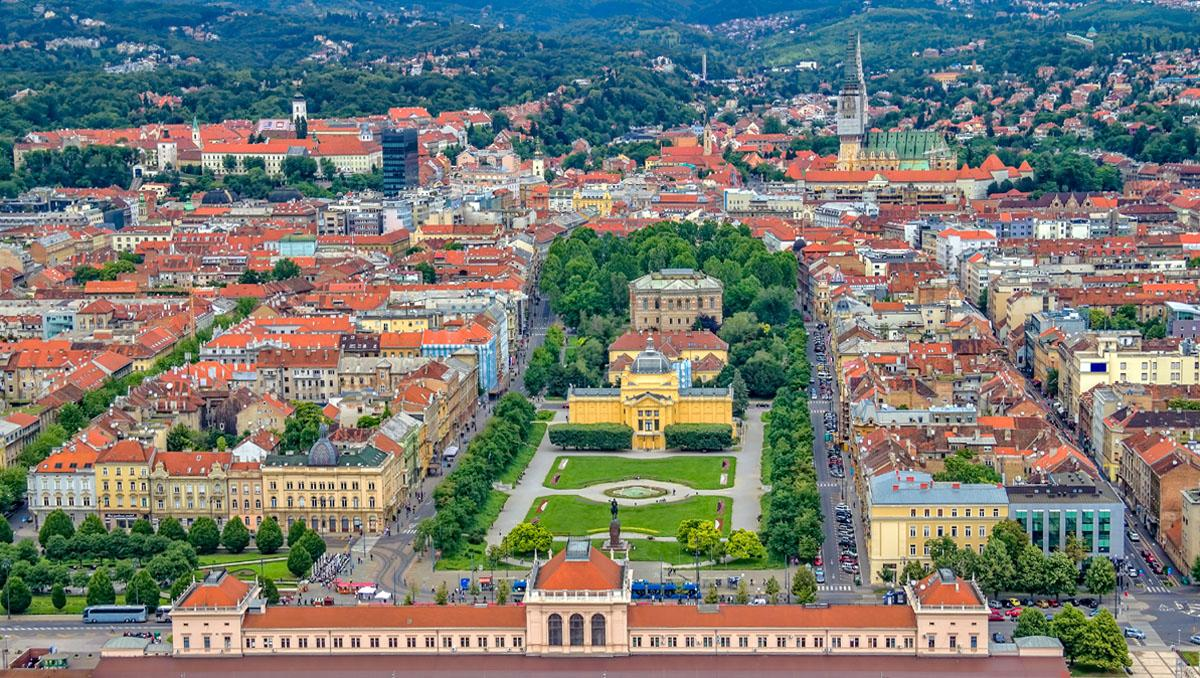 Zagreb, Croacia