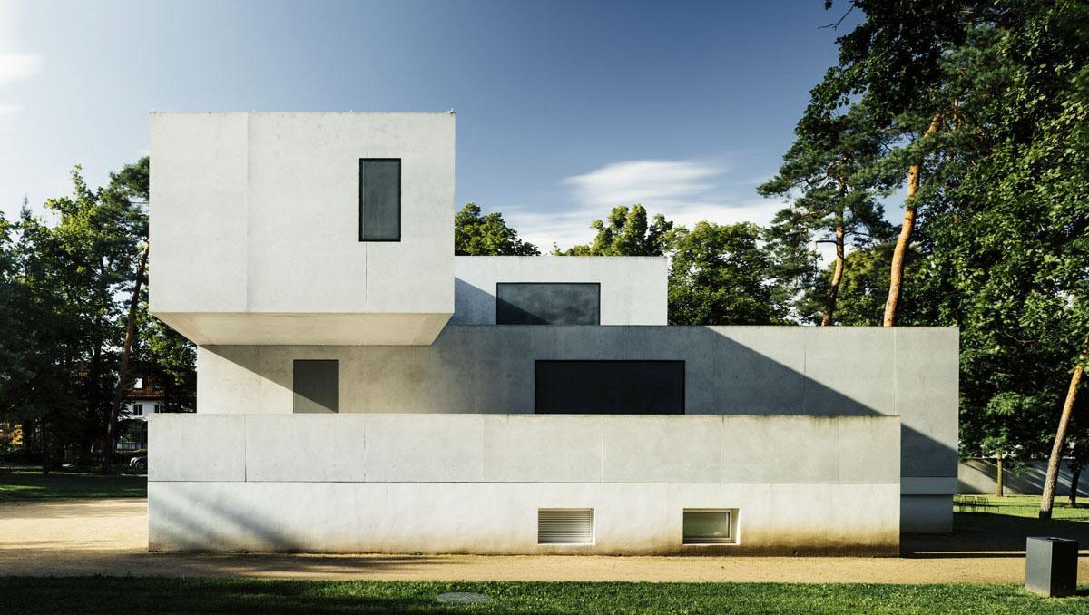 Alemania, Dessau, Bauhaus