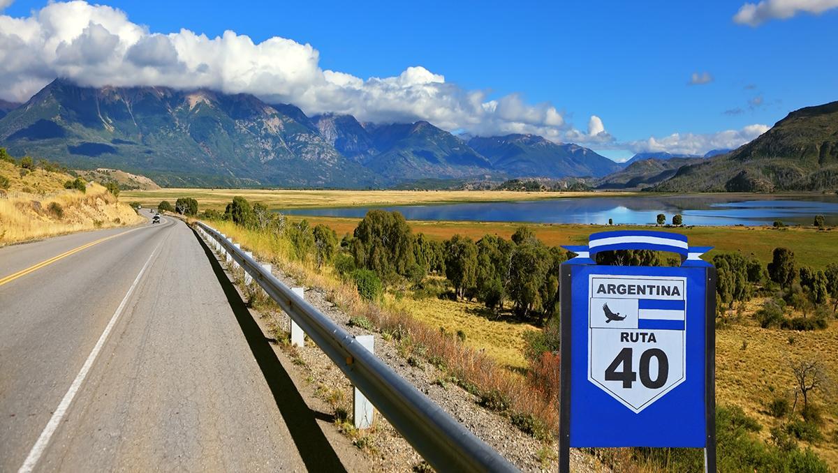 Ruta Nacional 40, Argentina
