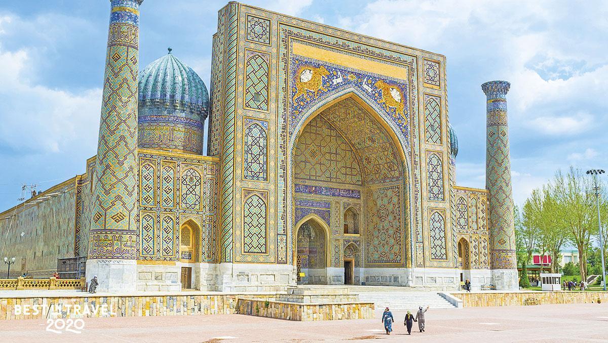 Ruta de la Seda en Uzbekistán: el Registán de Samarcanda