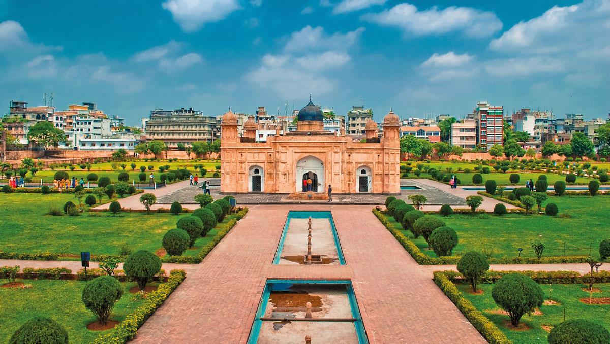 Bangladés, el Jardín Botánico de Lalbagh