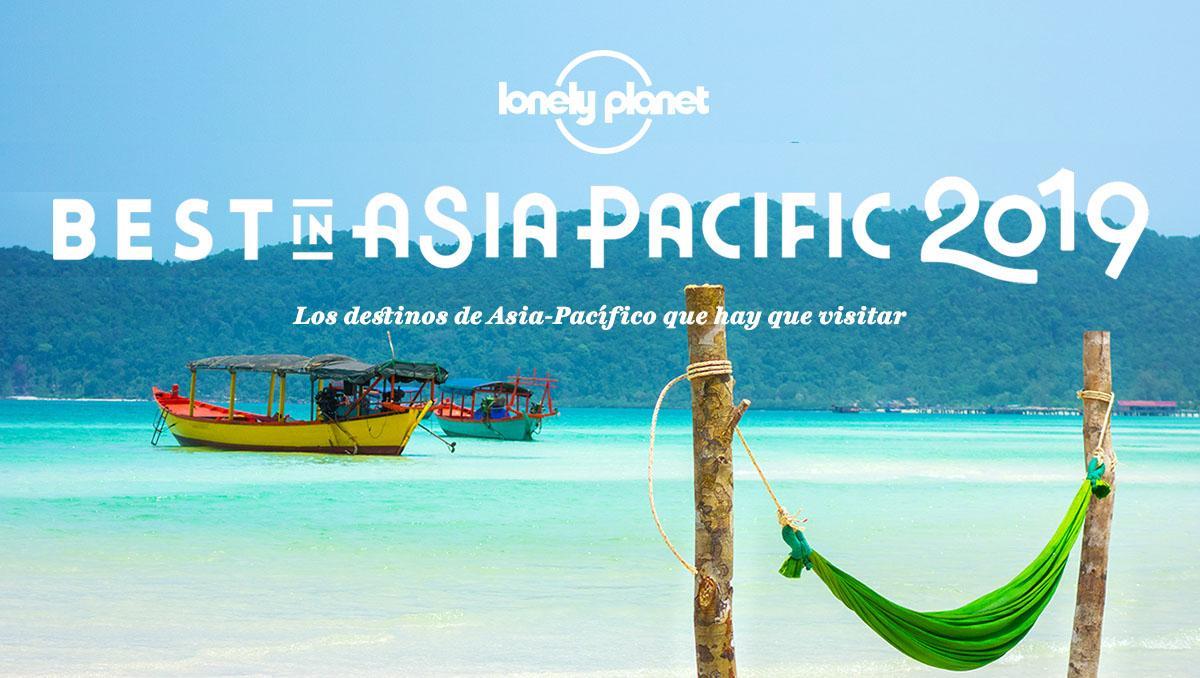 Camboya, uno de los destinos elegidos en Best in Asia Pacific 2019: los 10 mejores destinos de Asia-pacífico
