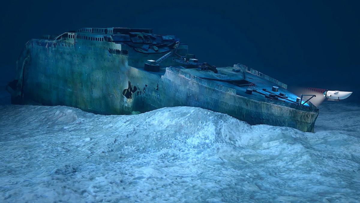 Visitar el Titanic con Blue Marble Private, Terranova, Canadá