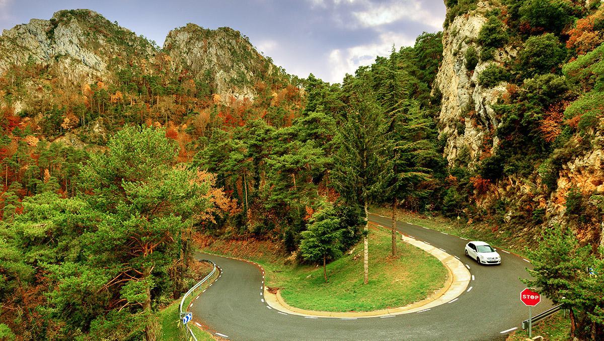 Cataluña interior del norte: ruta al Santuari de Queralt, Berga