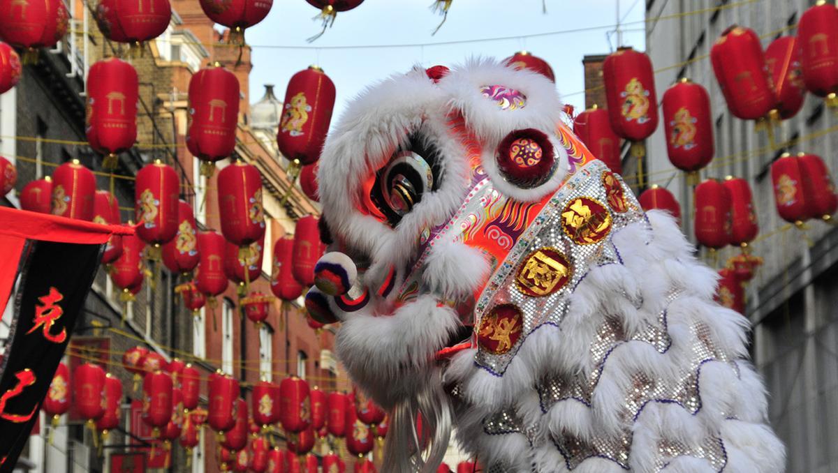 Año Nuevo Chino, China