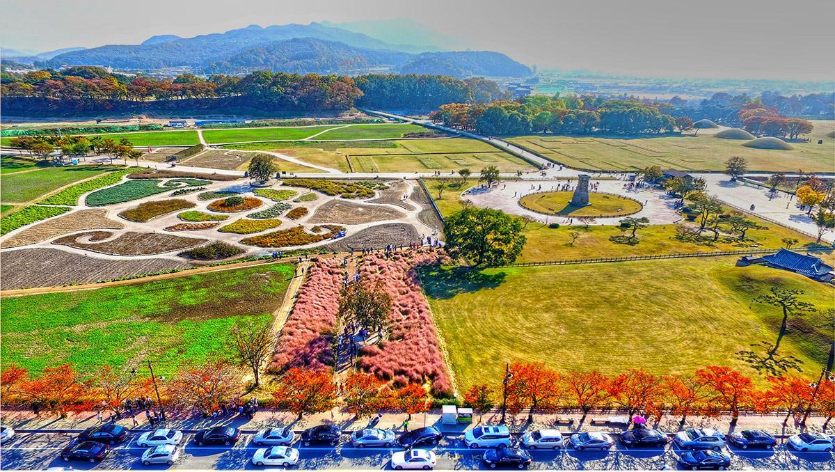 Corea del Sur: Observatorio Cheomseongdae