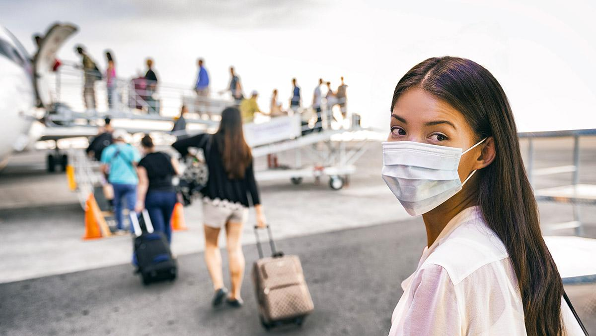 Coronavirus: consejos para viajar