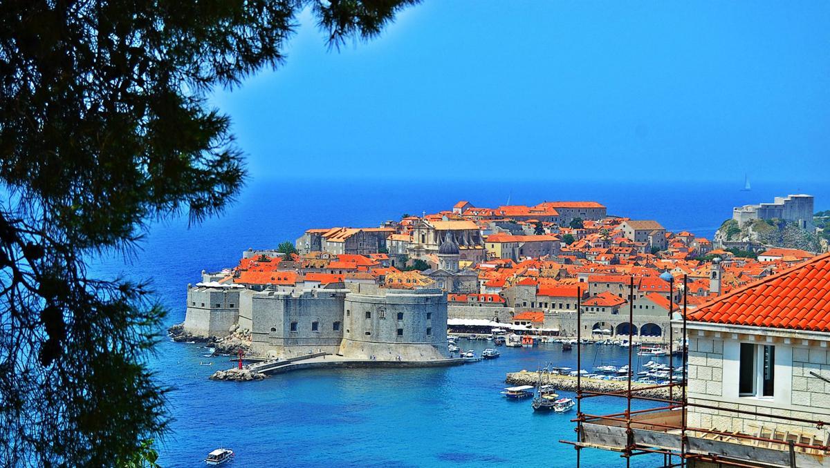 Playa de Dubrovnik, Croacia