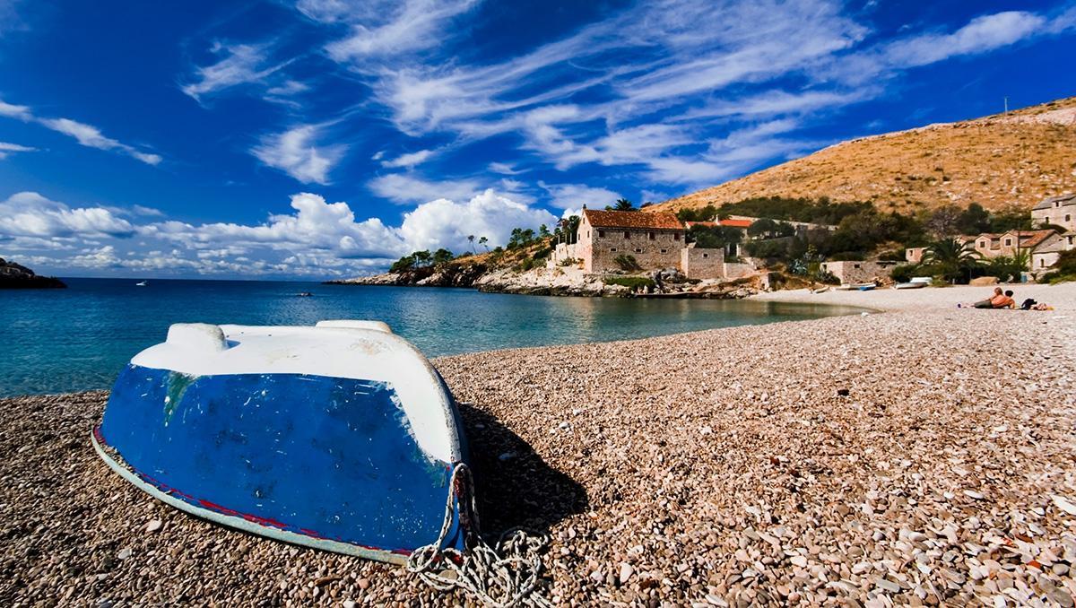 Isla Hvar, Split-Dalmacia, Croacia