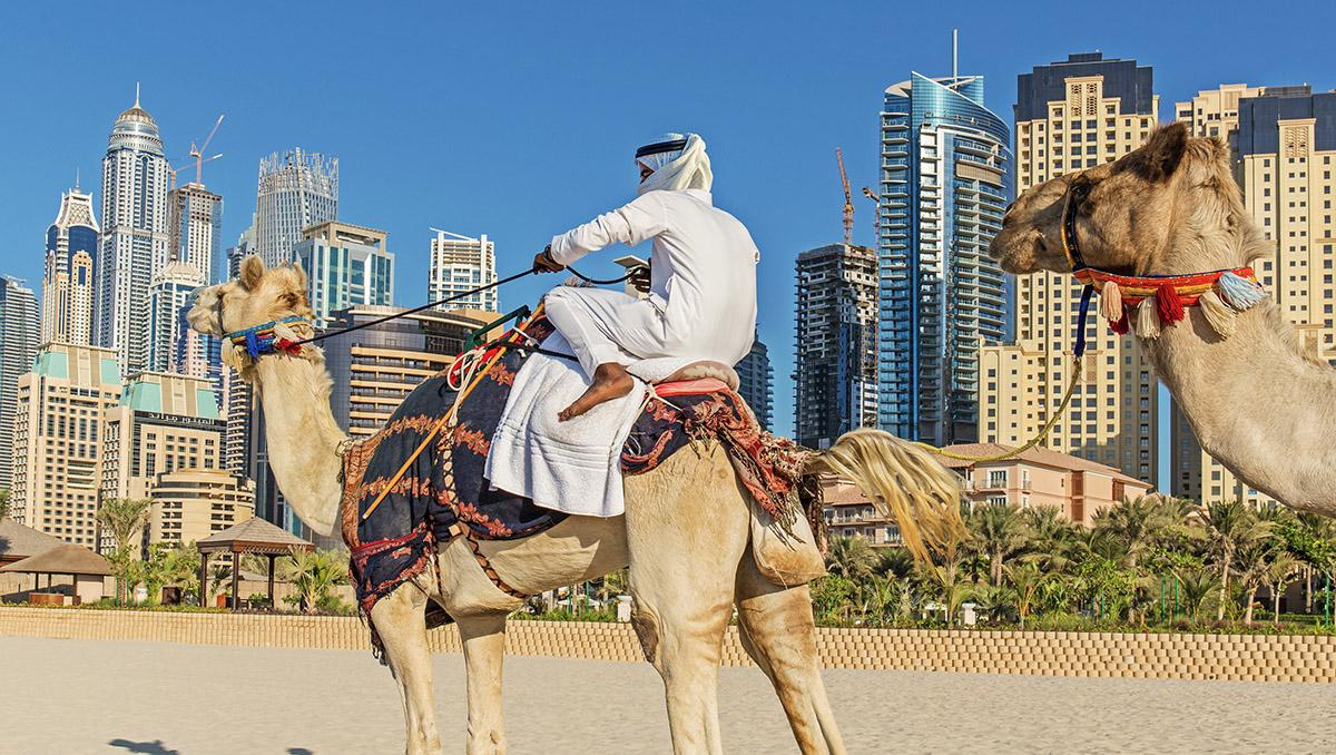 Cultura beduina, Dubái, EAU