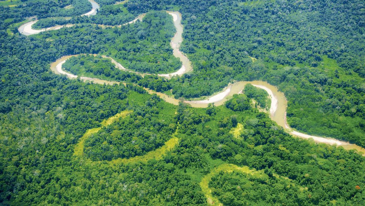 Río Napo, Amazonas, Ecuador