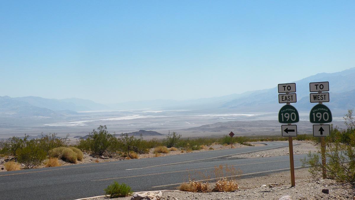 Death Valley, California, Estados Unidos
