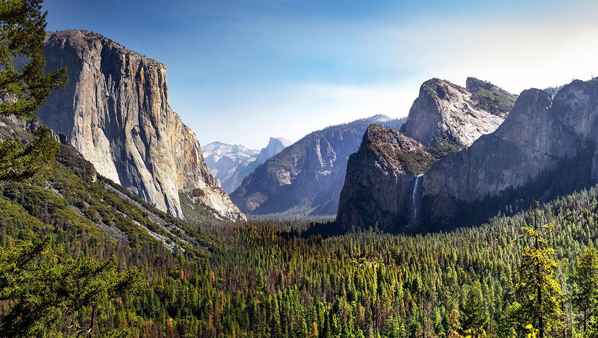 Parque Nacional Yosemite, California, EE UU