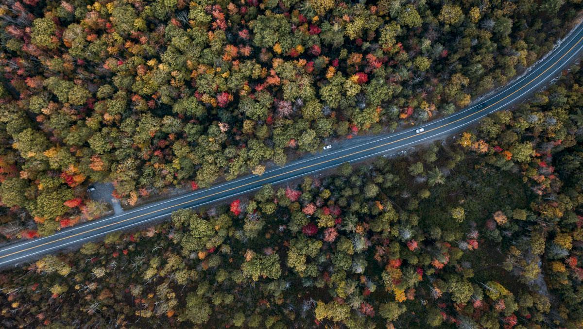 Minnewaska State Park Preserve, las Catskills, costa este de EE UU