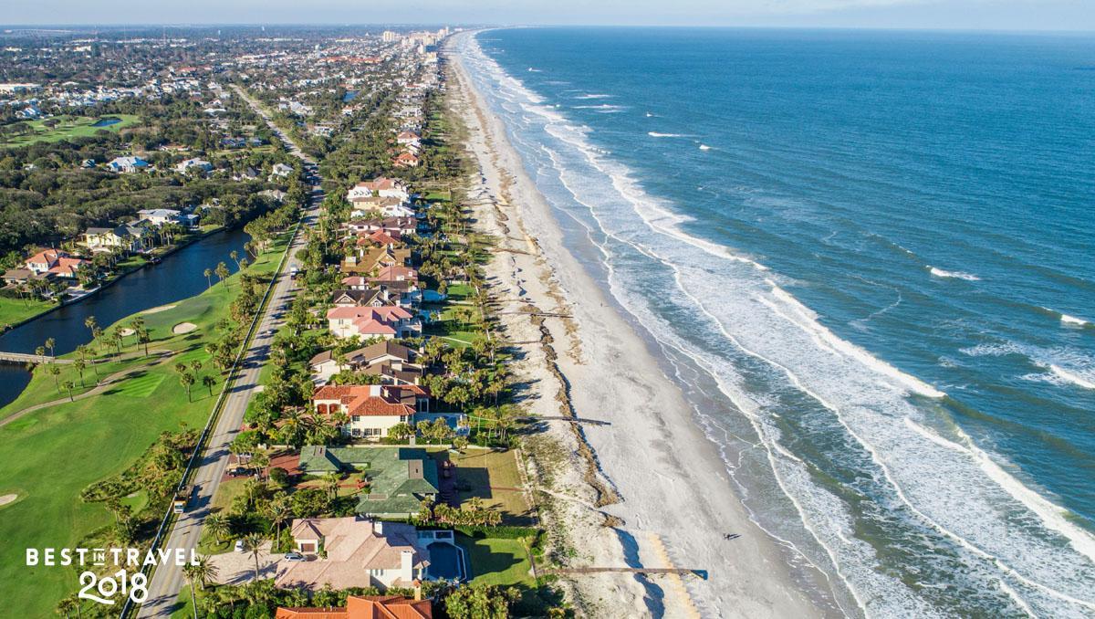 Playa de Jacksonville, Florida, EE UU
