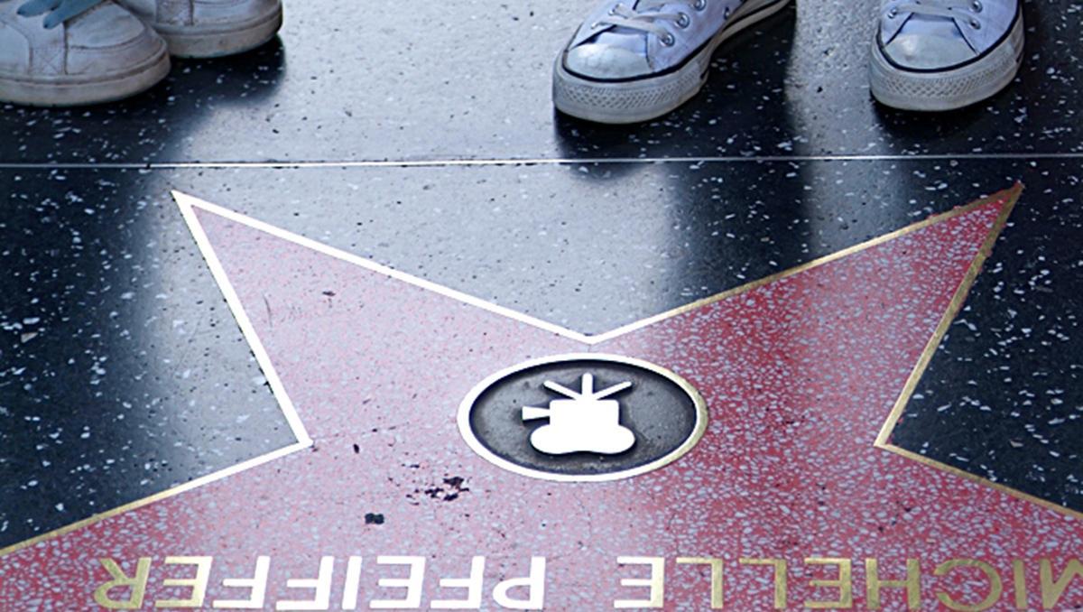 Paseo de la Fama, Hollywood, Los Ángeles, California, Estados Unidos