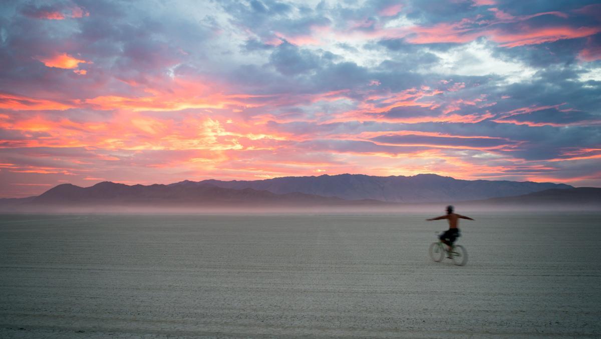 Burning Man Festival, Nevada, Estados Unidos