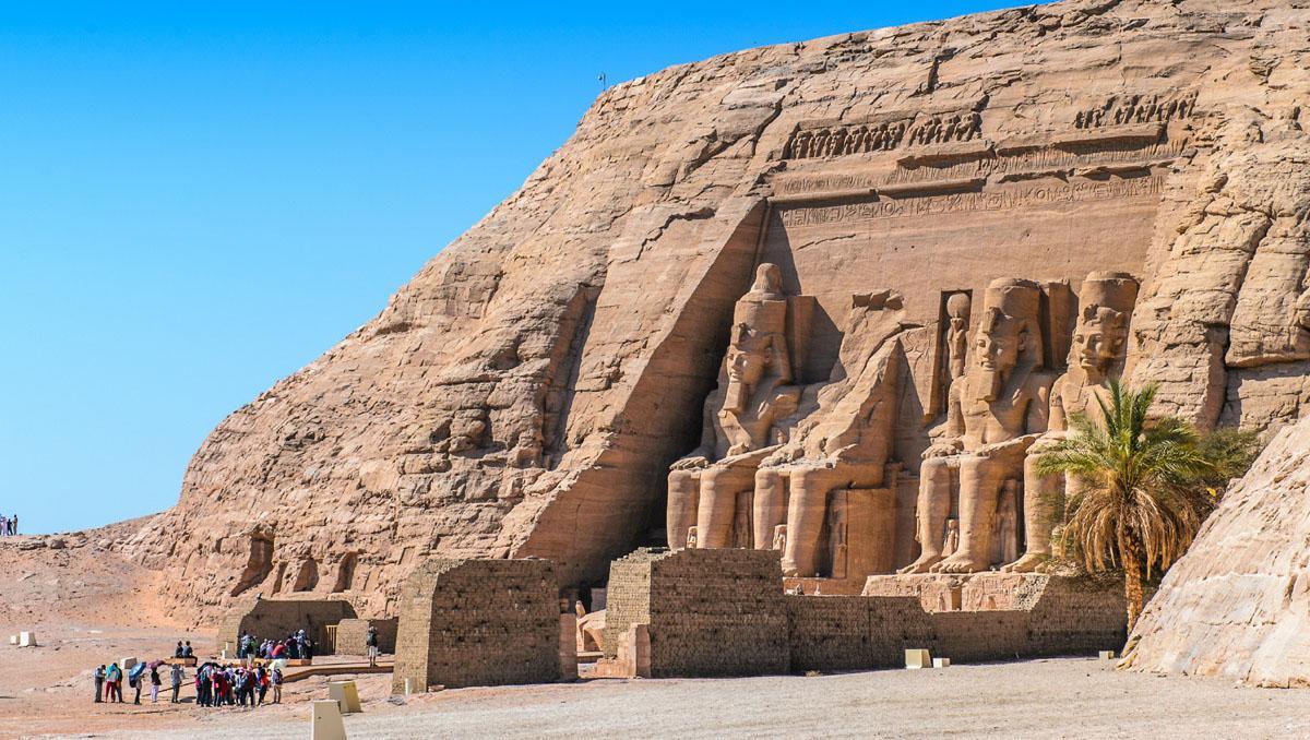 Valle del sur del Nilo, Egipto