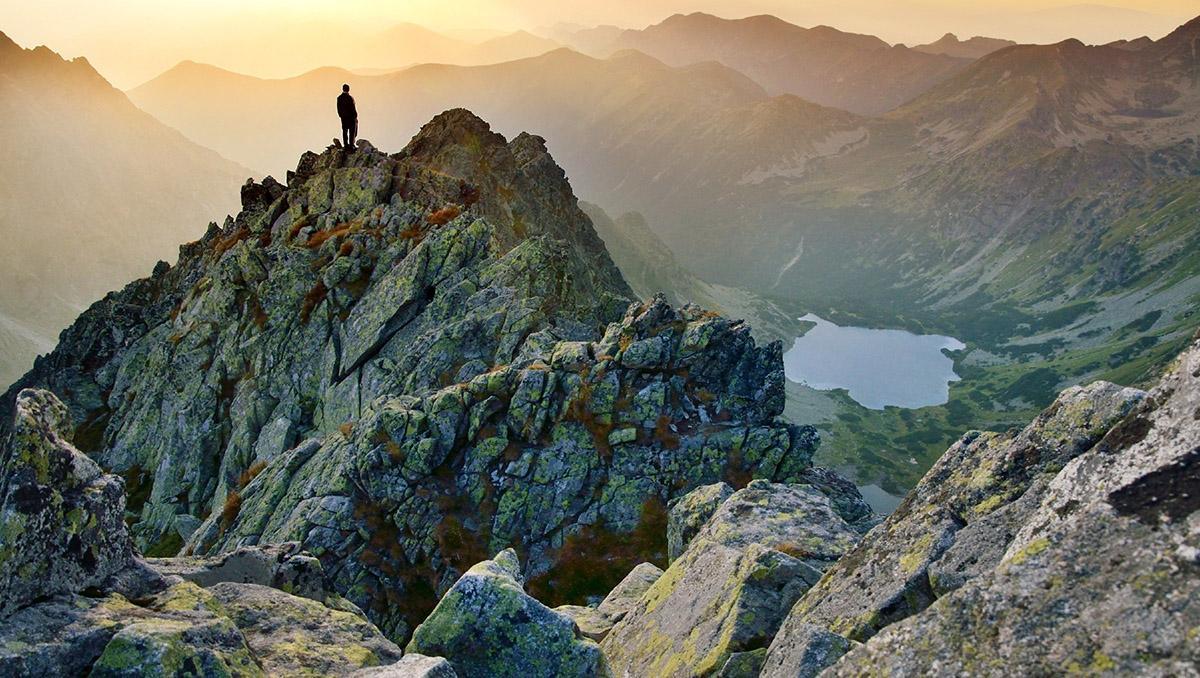 El espectacular Parque Nacional de el Alto Tatra, Eslovaquia