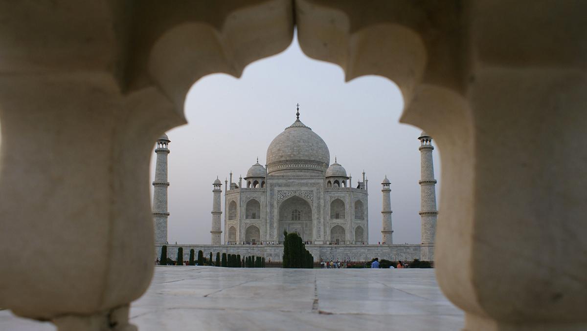 Taj Majal, Agra, India