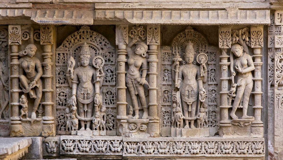 Guajarat, India: Rani ki Vav en Patan