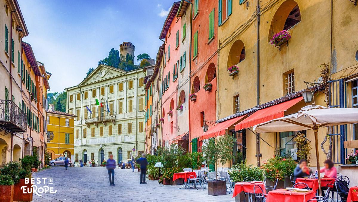 Emilia-Romaña, Italia
