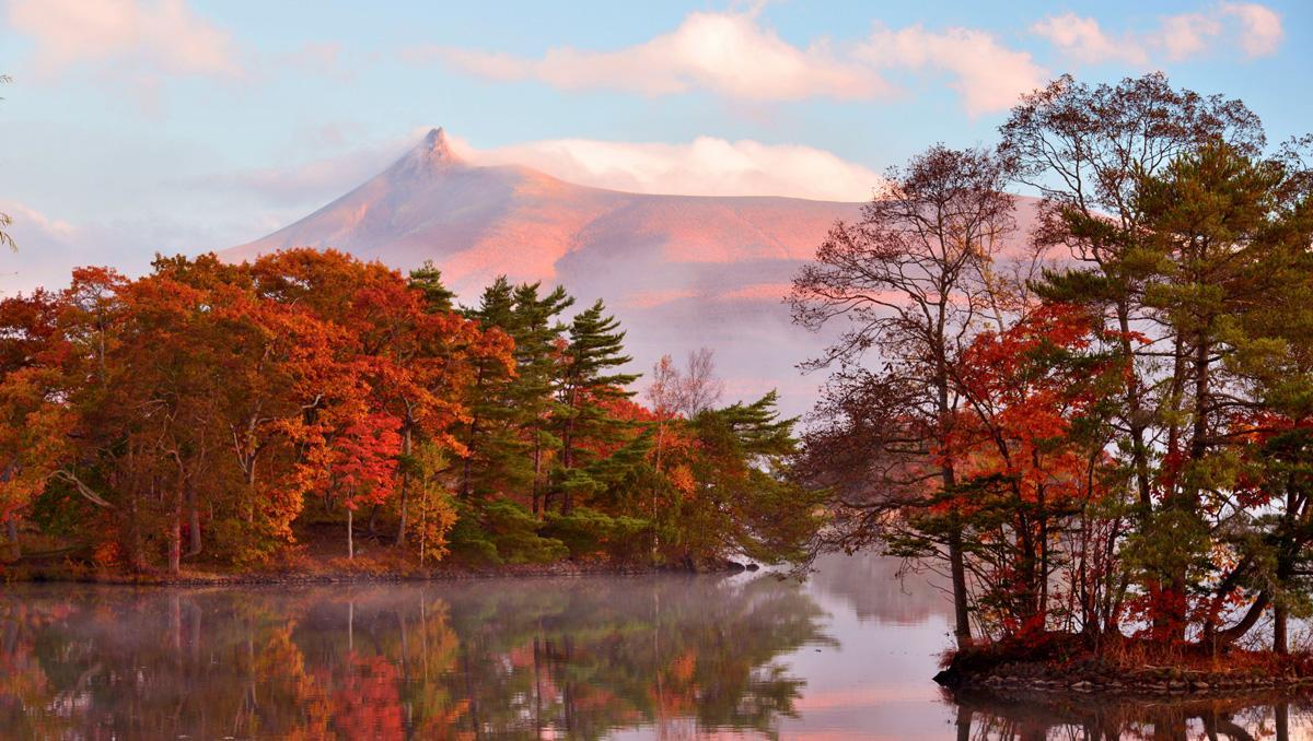 Parque Nacional Onuma Quasi, Hokkaido, Japón