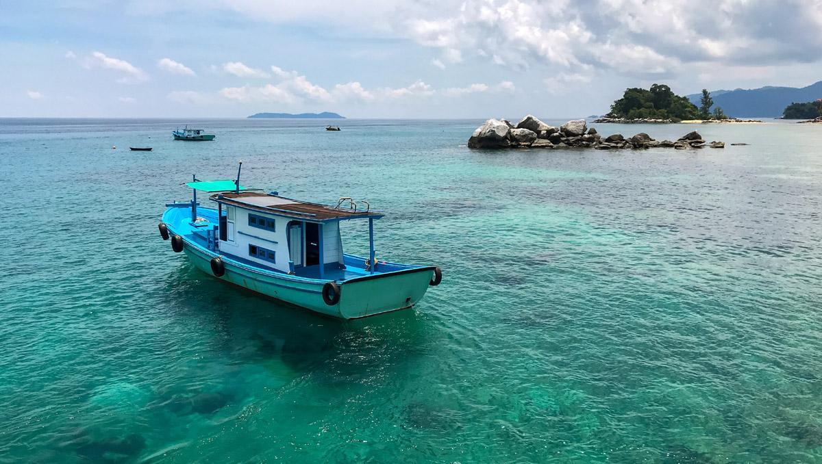 Isla Puulau Tioman, Malasia