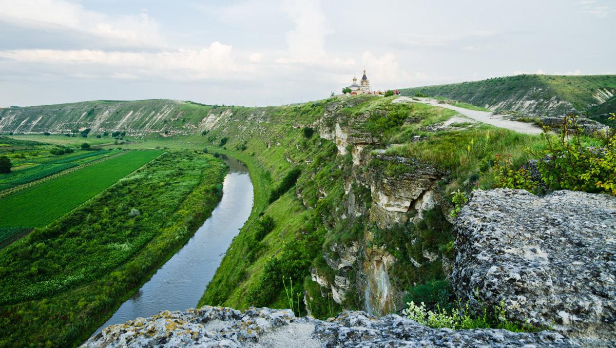 Monasterio Viejo Orhei, Moldavia