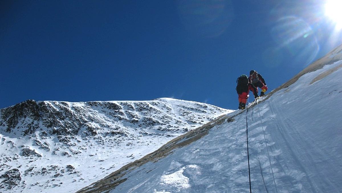 Desafiando el Everest