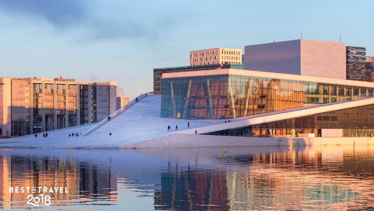 Ópera de Oslo, Oslo, Noruega