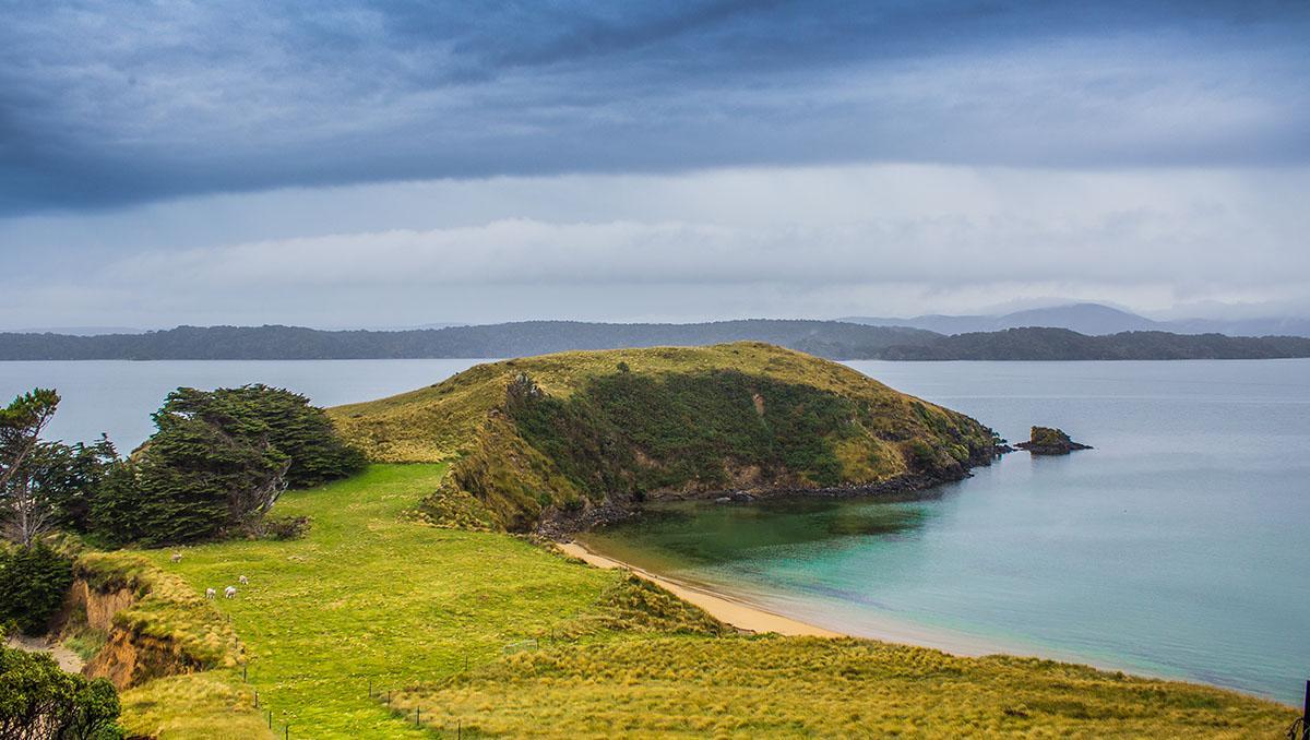 Isla de Stewart, Nueva Zelanda, una de las maravillas del mundo