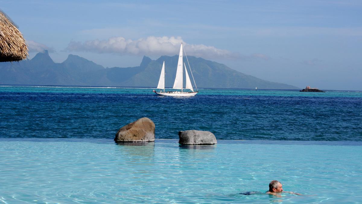 Tahití, Pacífico