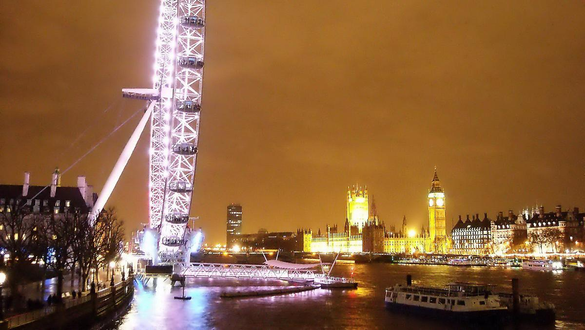 London Eye, Londres, Inglaterra
